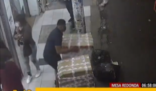 Hasta comerciantes son víctimas de delincuentes en Mesa Redonda