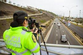 Multarán con S/ 774 a conductores que incumplan límites de velocidad en Costa Verde