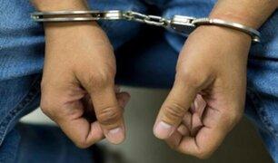 Sendero Luminoso: PNP capturó a 77 presuntos integrantes