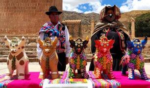Torito de Pucará: inician campaña para promover principal ícono de la artesanía de Puno