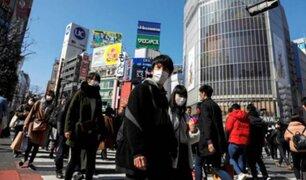 Japón contempla prisión y multas para quienes incumplan medidas COVID-19