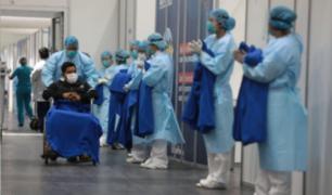 ¡Buenas noticias! Covid-19: Perú supera los 997 mil pacientes recuperados