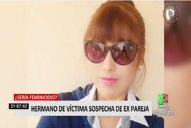 Independencia: Delincuentes matan a joven farmacéutica para robarle su celular
