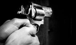 Policía y serenos frustran asalto a mano armada en Juliaca