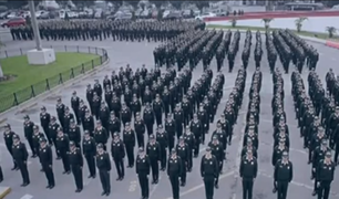 El Ministro del Interior justificó el ascenso de 20 Generales de la PNP