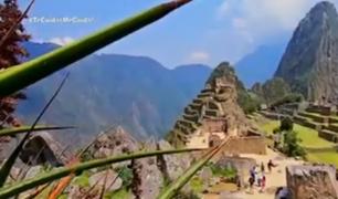El pueblo que vive del turismo