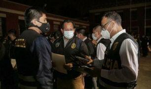Piden 18 meses de prisión preventiva para 85 presuntos integrantes de Sendero Luminoso