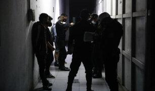 Los Olivos: intervienen a casi 100 personas que participaban de una fiesta clandestina