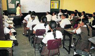 Minedu verifica desarrollo de clases semipresenciales en escuelas de Ica y Ayacucho