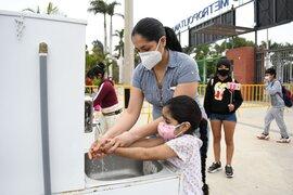 Parque de las Leyendas: Minsa verifica cumplimiento de medidas sanitarias