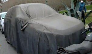Taxista pide a la PNP que le devuelvan auto intervenido desde hace 6 meses