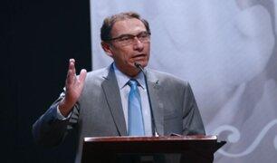 Elecciones 2021: Lista encabezada por Martín Vizcarra es declarada inadmisible por el JEE
