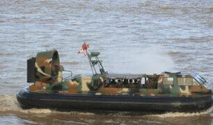 Vraem: un muerto y tres heridos tras emboscada terrorista a embarcación de la Marina