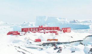 Reportan brote de coronavirus en una base militar de la Antártida