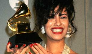 Selena Quintanilla será reconocida por su trayectoria artística en los Premios Grammy