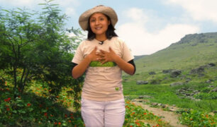 Ledesma sobre lomas en Lima: conservar estas áreas naturales contribuye al cambio climático