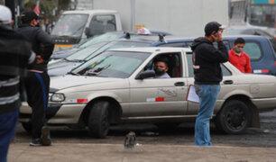 Surco: intervienen a colectiveros que no respetaban medidas contra la COVID-19
