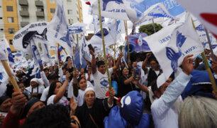 Frepap: JEE declara inadmisible lista de candidatos al Congreso por Lima