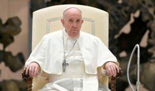 Papa Francisco ordena reducir sueldos de cardenales y clérigos ante crisis por COVID-19