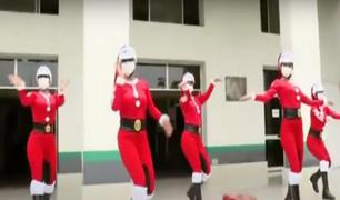 'Mamanuelas' de la Policía Nacional llevan un mensaje de paz y esperanza a los más necesitados