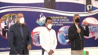 """""""Respira Perú"""" se suma a esfuerzo para comprar vacunas"""