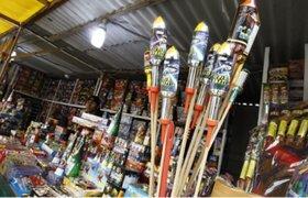 Están prohibidas las ferias pirotécnicas en Navidad y Año Nuevo, aclara Sucamec
