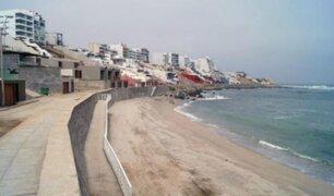 Punta Hermosa viene acatando restricción a playas para frenar posible ola de contagios