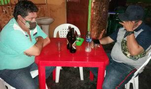 Piura: clausuran bar clandestino donde trabajaban cuatro venezolanos indocumentados