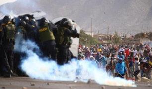 Paro agrario: Dirigentes de trabajadores se comprometieron a desbloquear Panamericana Norte y Sur