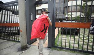 Allanan inmueble del exjefe de la Región Policial Lima por compras irregulares en pandemia