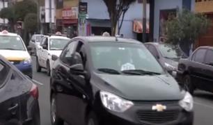MTC: desde hoy los taxis podrán transportar hasta tres pasajeros
