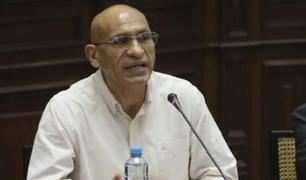 """Waldo Mendoza: """"ley de Promoción Agraria busca equilibrio entre trabajadores y empresarios"""""""
