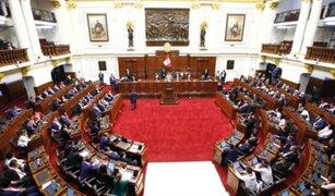Congreso: proponen modificar descuentos, gastos de instalación y sesiones de Portavoces