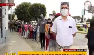 San Miguel: se normaliza entrega de pavos tras demoras y quejas de clientes