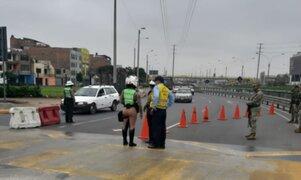 Megaoperativos en más de 100 puntos de Lima para controlar transporte