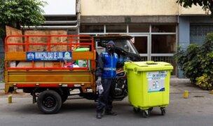 Conoce las rutas de reciclaje habilitadas en el Cercado de Lima