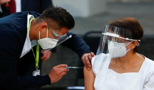 México: enfermera se convirtió en la primera persona en recibir vacuna contra COVID-19