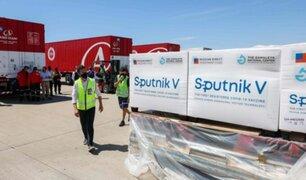 Llegó a Argentina primer lote de vacuna rusa Sputnik V