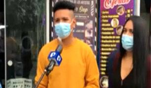 Surco: trompetista de orquesta Mayimbe asegura que fue agredido por su apariencia física