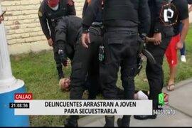 Callao: agentes PNP capturaron a venezolanos acusados de asaltar a joven