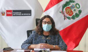Navidad 2020: premier Violeta Bermúdez pide celebrar  en igualdad, inclusión y respeto