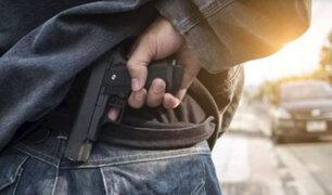 Chiclayo: matan de varios balazos  a menor de 17 años en Navidad