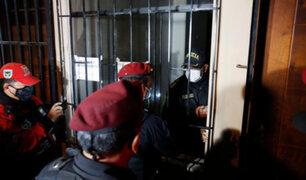 SMP: infractores retuvieron a policías que intervinieron casa por realizar fiesta clandestina