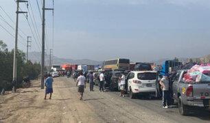 La Libertad: capturan sujetos que cobraban cupos a conductores durante paro agrario
