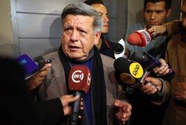 Elecciones 2021: Fórmula presidencial de APP fue declarada inadmisible