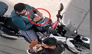 Ayacucho: captan a efectivos policiales recibiendo presuntamente una coima