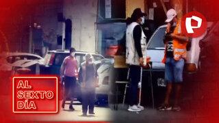 ¿Calles con dueños?: El negocio de parquear autos en la vía pública