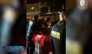 Miraflores: violento accidente en el Circuito de Playas de la Costa Verde