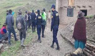 Cusco: un muerto y dos heridos de consideración deja caída de rayo en provincia de Anta
