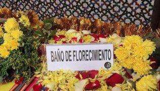 Ministerio de Salud advierte sobre los efectos de los baños de florecimiento